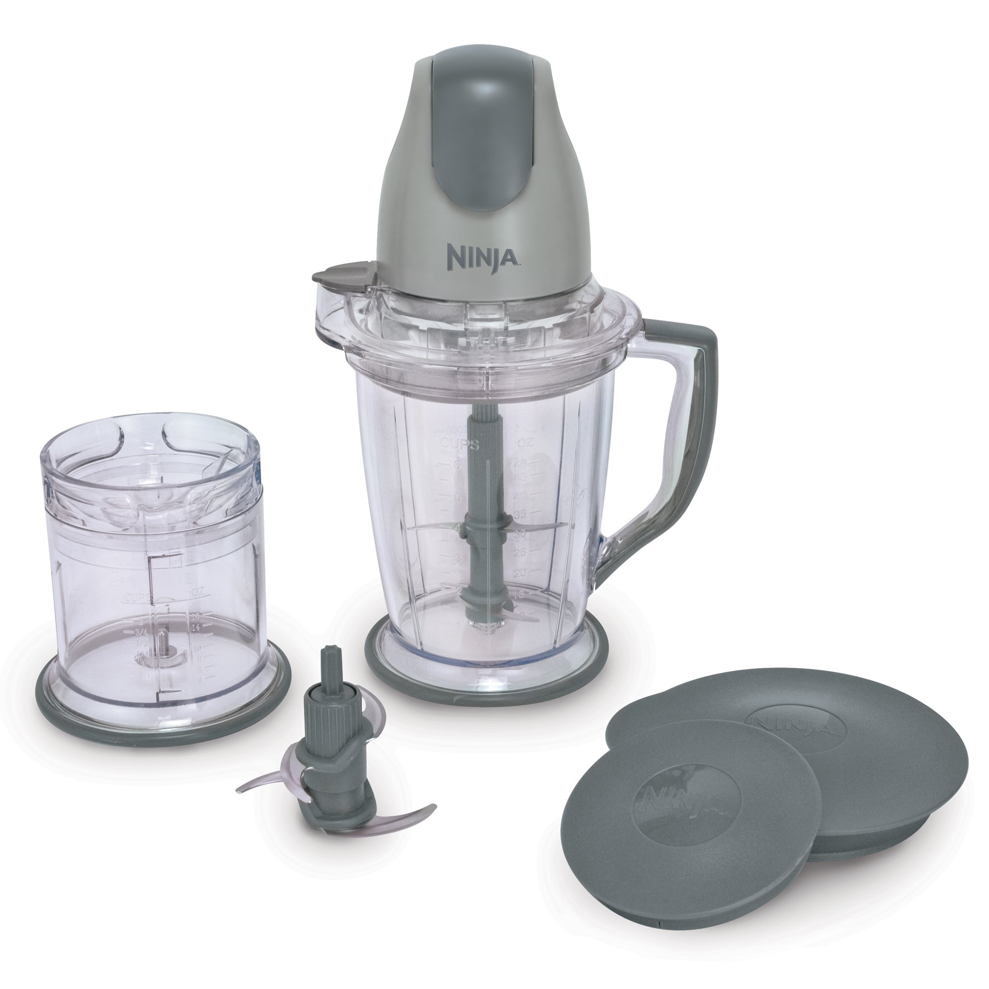 Ninja Corp QB900B 'Master Prep' Pulsating Food Processor ...