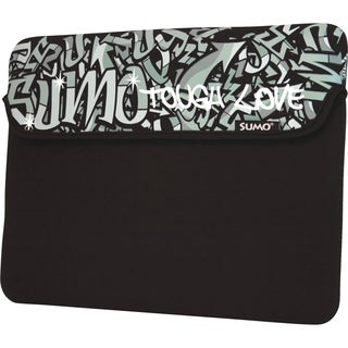 SUMO Graffiti iPad Sleeve (Black)