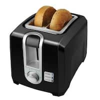 Black & Decker T2569B Black 2 Slice Toaster