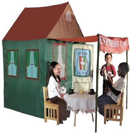 Serec Kid's Adventure Expresso Cafe