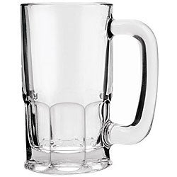 Anchor Hocking 10-oz New Orleans Beer Mugs (Case of 24)