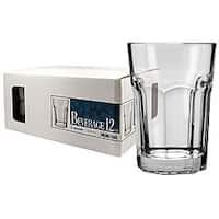 Challenger 12-oz Beverage Glasses (Pack of 12)
