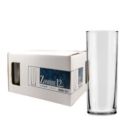 Challenger 12-oz Zombie Glasses (Pack of 12)