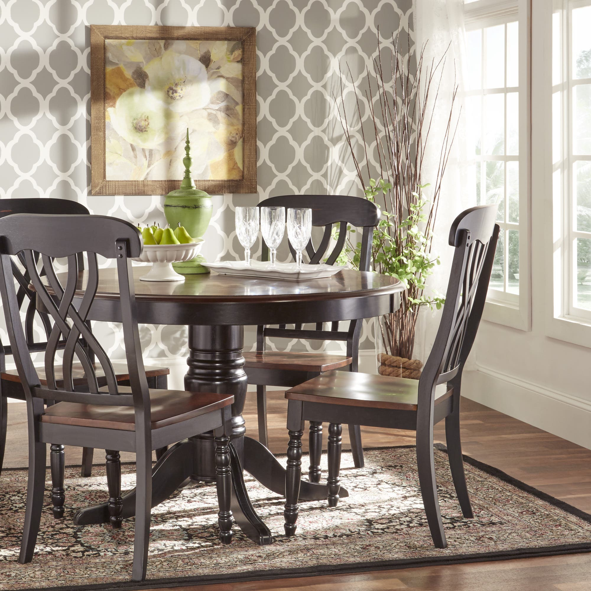 country kitchen dining set buy kitchen amp dining room sets at overstock 6053