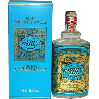 Muelhens 4711 Unisex 10-ounce Eau de Cologne Splash