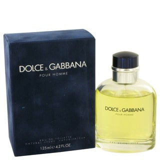 Dolce & Gabbana Men's 4.2-ounce Eau de Toilette Spray