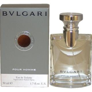 Bvlgari Men's 1.7-ounce Eau de Toilette Spray