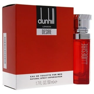 Alfred Dunhill Desire Men's 1.7-ounce Eau de Toilette Spray