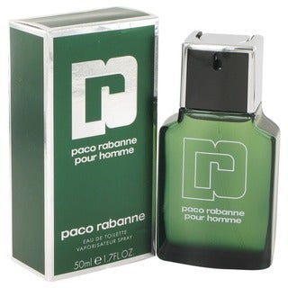 Paco Rabanne Men's 1.7-ounce Eau de Toilette Spray