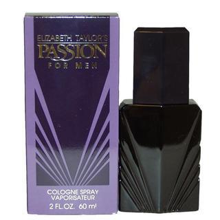 Elizabeth Taylor Passion Men's 2-ounce Eau de Cologne Spray
