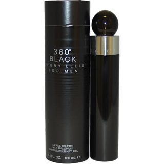 Perry Ellis 360 Black Men's 3.4-ounce Eau de Toilette
