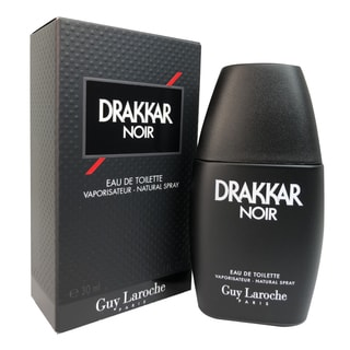 Guy Laroche Drakkar Noir Men's 1-ounce Eau de Toilette Spray