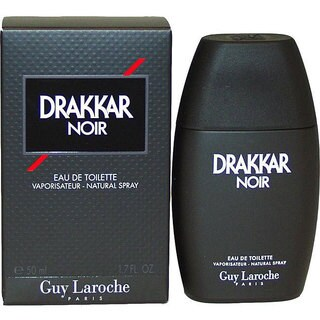 Guy Laroche Drakkar Noir Men's 1.7-ounce Eau de Toilette Spray
