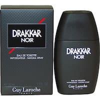 Guy Laroche Drakkar Noir Men's 1.7-ounce Eau de Toilette Spray