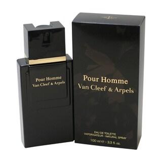 Van Cleef & Arpels Van Cleef Men's 3.3-ounce Eau de Toilette Spray