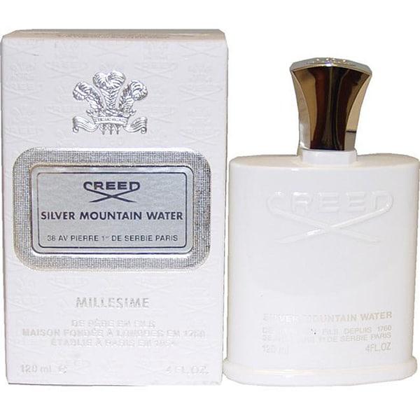 Creed Silver Mountain Water Unisex 4-ounce Eau de Toilette Spray