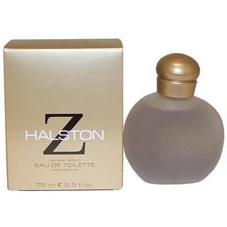 Halston 'Halston Z' Men's 2.5 oz Eau de Toilette Spray