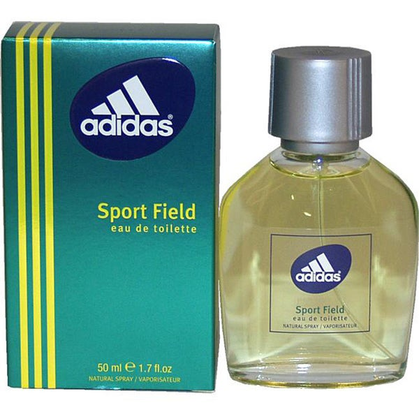 Adidas Sport Field Men's 1.7-ounce Eau de Toilette Spray