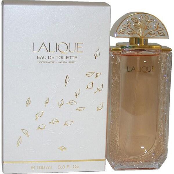 Lalique Women's Lalique Women's 3.4-ounce Eau de Toilette Spray