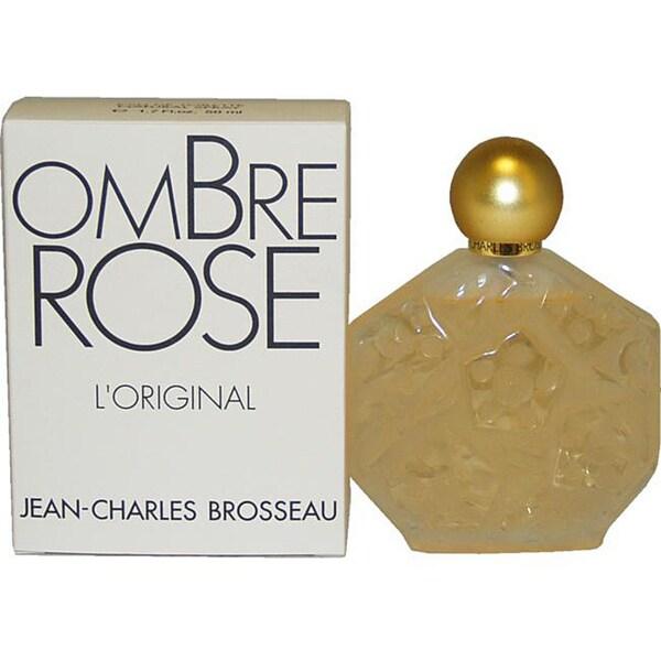 J.C. Brosseau for Women Ombre Rose Women's 1.7-ounce Eau de Toilette Spray