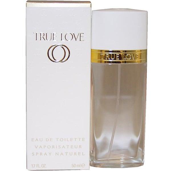 Elizabeth Arden True Love Women's 1.7-ounce Eau de Toilette Spray