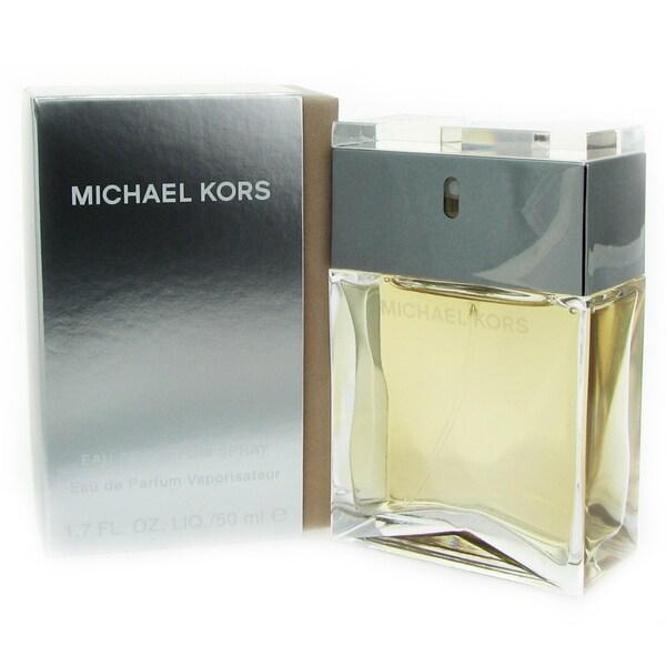 michael kors women 39 s 1 7 ounce eau de parfum spray free. Black Bedroom Furniture Sets. Home Design Ideas