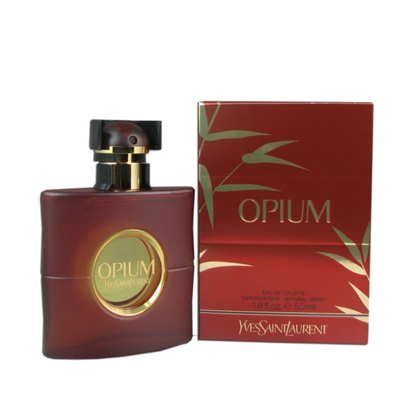 Yves Saint Laurent Opium Women's 1.6-ounce Floral Eau de Toilette Spray
