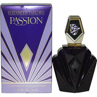 Elizabeth Taylor Passion Women's 2.5-ounce Eau de Toilette Spray