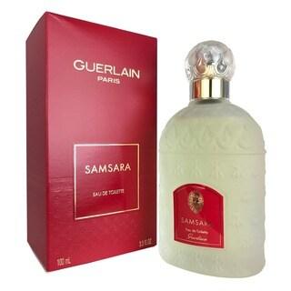 Guerlain Women's Samsara Women's 3.4-ounce Eau de Toilette Spray