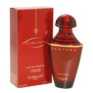 Guerlain Women's Samsara Women's 1.7-ounce Eau de Toilette Spray