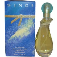 Giorgio Beverly Hills Wings Women's 3-ounce Eau de Toilette Spray