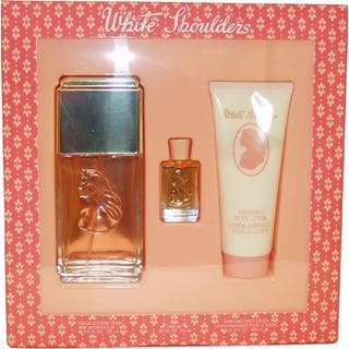 Evyan White Shoulders Women's 3-piece Fragrance Set