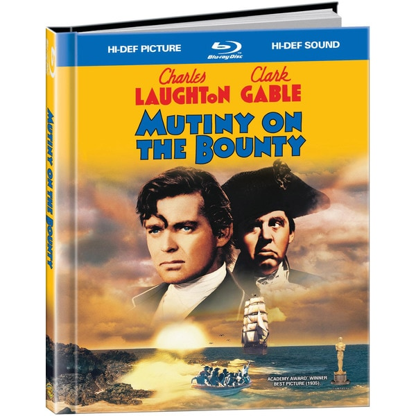 Mutiny on the Bounty - DigiBook (Blu-ray Disc)