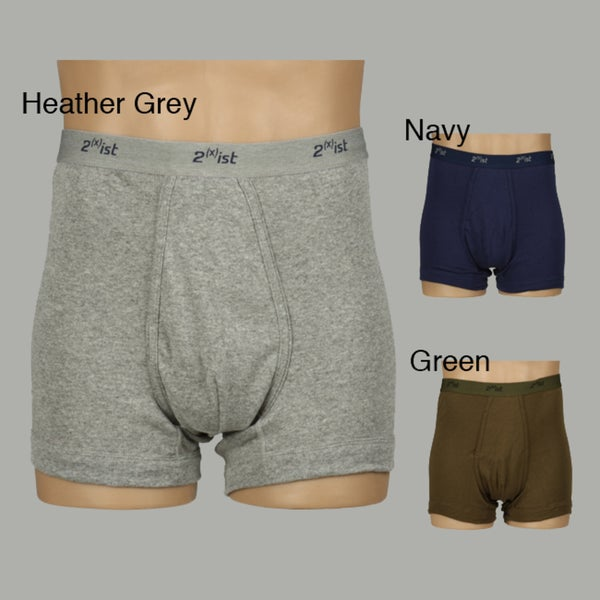 2(x)ist Men's Boxer Brief (Pack of 3) FINAL SALE