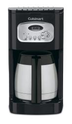 Cuisinart DCC-1150BK 10-Cup Black Programmable Thermal Coffeemaker - Thumbnail 1