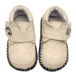 Papush Beige Infant Walking Shoe|https://ak1.ostkcdn.com/images/products/5173902/59/946/Papush-Beige-Infant-Walking-Shoe-P13011705.jpg?impolicy=medium