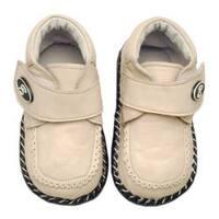 Papush Beige Infant Walking Shoe