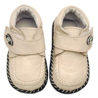 Papush Beige Infant Walking Shoe (4 options available)