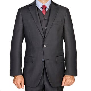 Men's Black 3-piece Suit|https://ak1.ostkcdn.com/images/products/5173906/P13011707.jpg?impolicy=medium
