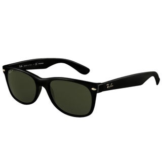 ray ban glasses sale 24.99  ray ban new wayfarer classic rb 2132 unisex black frame green classic lens sunglasses