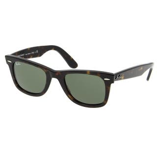 Ray-Ban Unisex RB2140 Wayfarer Fashion Sunglasses|https://ak1.ostkcdn.com/images/products/5173962/P13011749.jpg?impolicy=medium