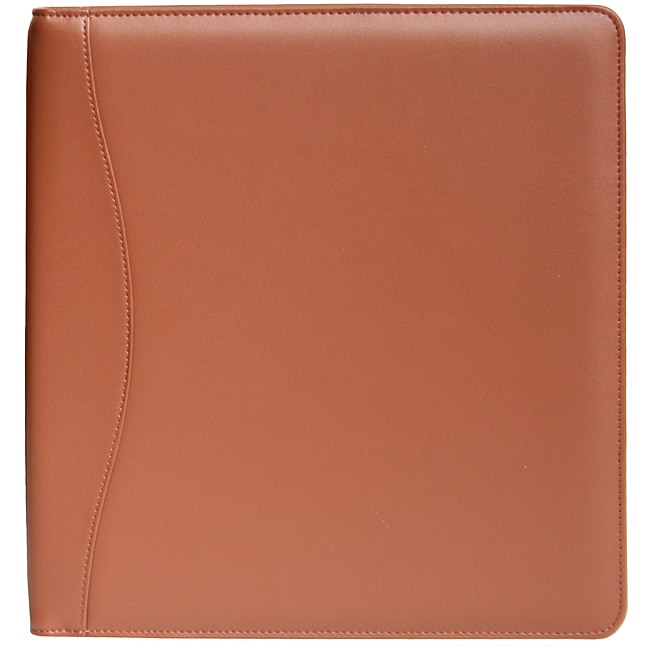 Royce Leather 1-inch Binder
