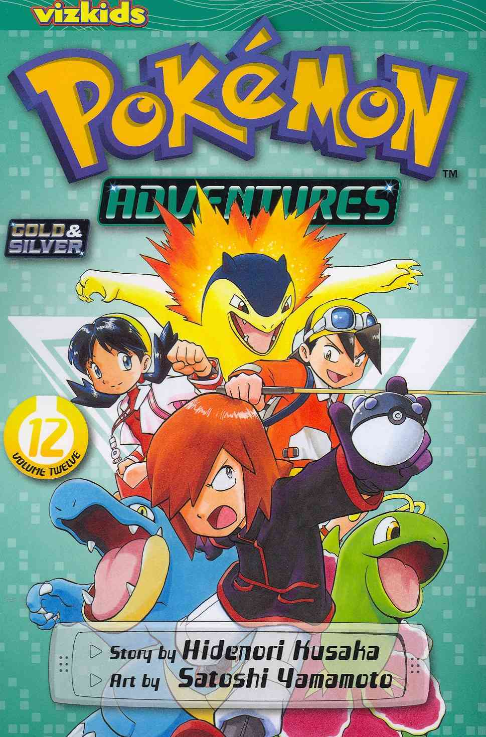 Pokemon Adventures 12 (Paperback)