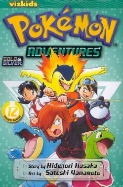 Pokemon Adventures 12 (Paperback)