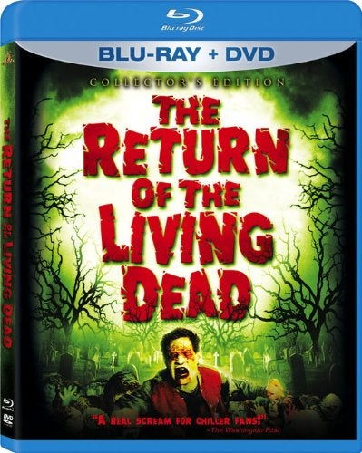 The Return Of The Living Dead (Blu-ray/DVD)