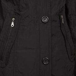 Women's Black Jacket - Thumbnail 2