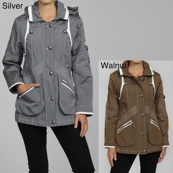 Women's Nylon Blend Jacket