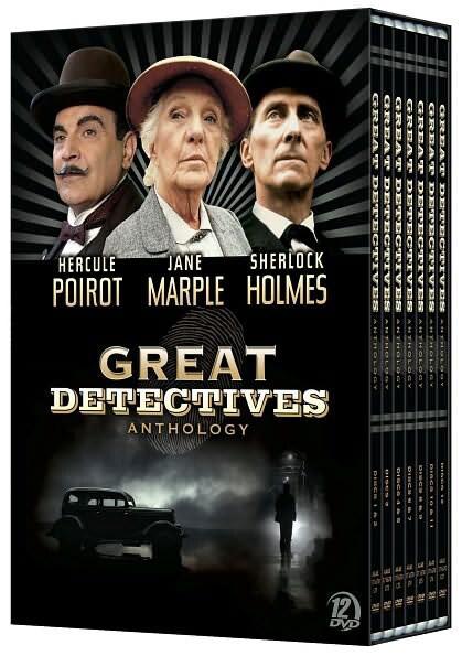 Great Detectives Anthology (DVD)