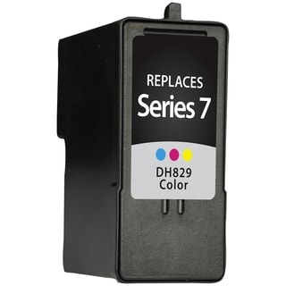 V7 Tri-Color High Yield Inkjet Cartridge for Dell 966
