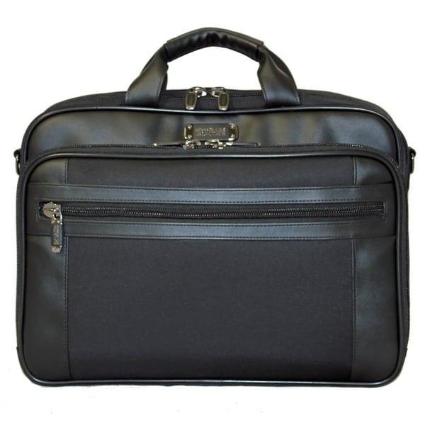 Kenneth Cole Reaction EZ-Scan R-Tech Laptop Briefcase